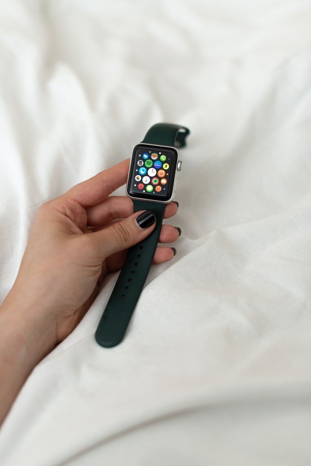 Apple Watch nie ma jeszcze opcji dziecięcej.