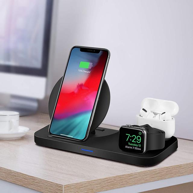 Ładowanie indukcyjne to obecnie standard w produktach Apple.